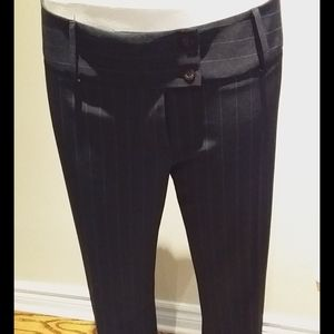 Sinequanone pin striped pants
